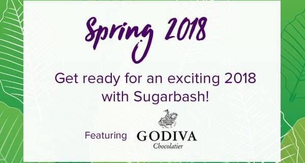 SugarBash Spring 2018 Theme Reveal + Brand Spoilers!