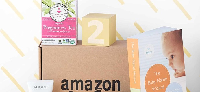 New Amazon Maternity Boxes Price Drop – Now Just $19.99 Each!