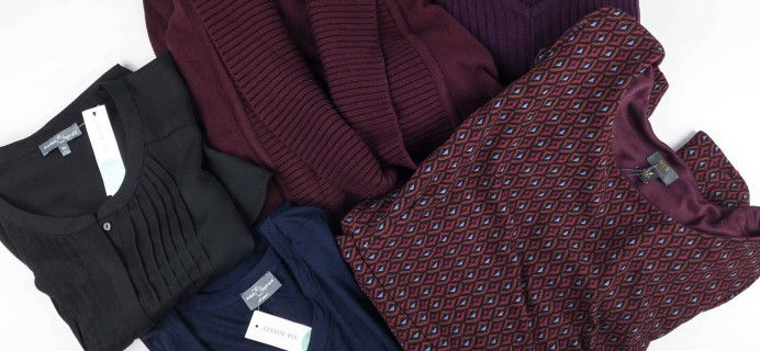 December 2017 Stitch Fix  Review {Maternity/Plus} + Try It Free Deal!