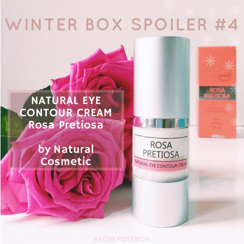 RosePost Winter '18 Box Spoiler
