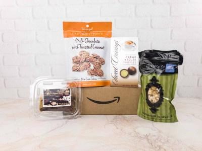 Amazon Prime Surprise Sweets Box January 2018 Review – Final Box