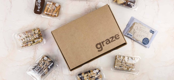Graze Variety Box Review & Free Box Coupon – January 2018