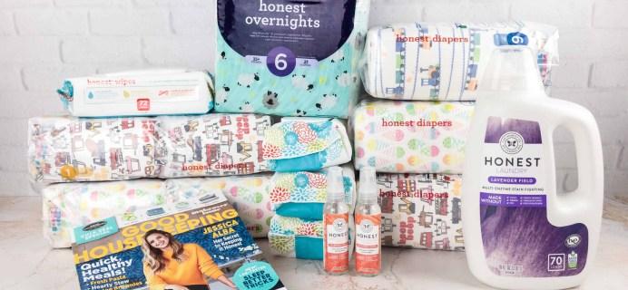 Honest Company Diaper Bundle Review + Coupons –  January 2018