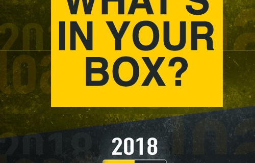 GearXS Mystery Box Available Now!