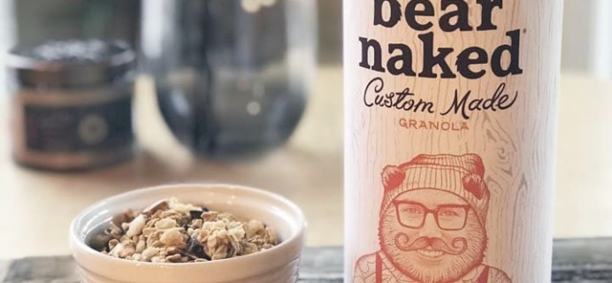 Bear Naked Granola Deal: 25% Off First Month!