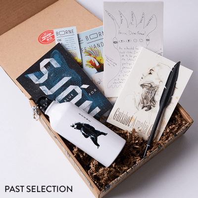 PageHabit Quarterly Literary Fiction Box Winter 2017-2018 Spoilers