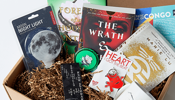 PageHabit Quarterly YA Literary Fiction Box Winter 2017-2018 Spoilers