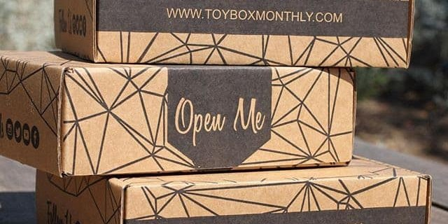 Toy Box Monthly Flash Sale : Save 10% OFF  Your First Month!