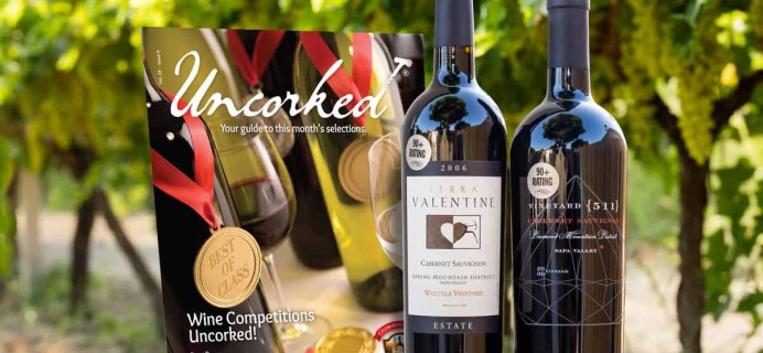 California Wine Club Sale: Get Two BONUS Wine Bottles!