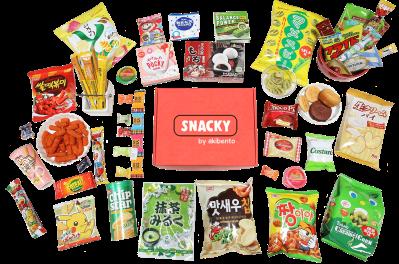 New Snacky Box from Akibento – January 2018 Spoilers + Coupon!