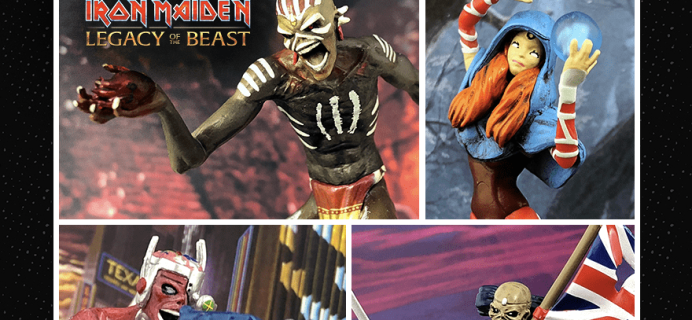 Loot Vault Special Collection – Iron Maiden: Legacy of the Beast!
