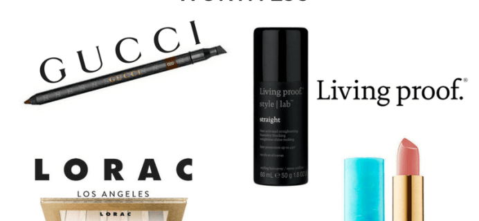 Look Incredible Deluxe Beauty Box January 2018 Full Spoilers – Last Chance!
