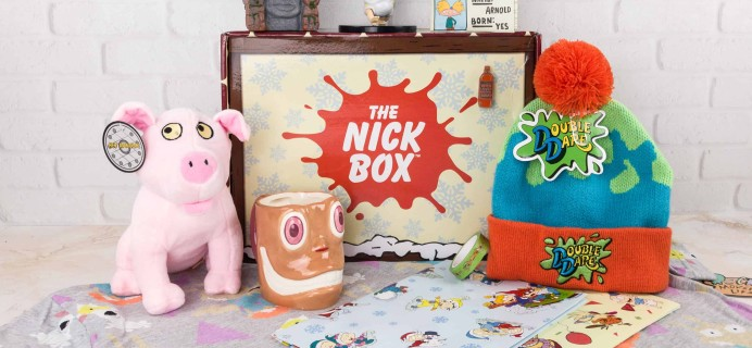 The Nick Box Winter 2017 Review