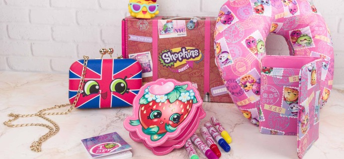 Shopkins Direct Winter 2017 Subscription Box Review