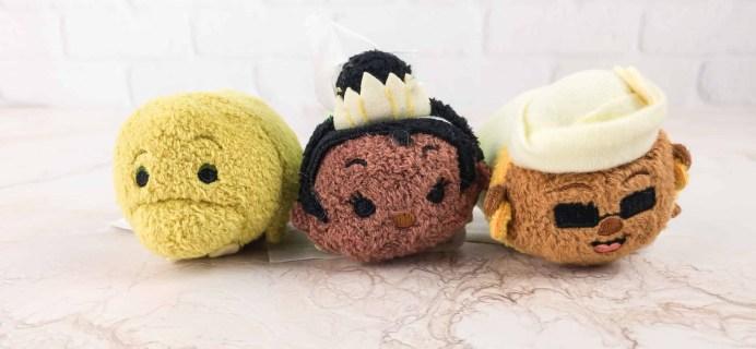 Disney Tsum Tsum December 2017 Subscription Box Review