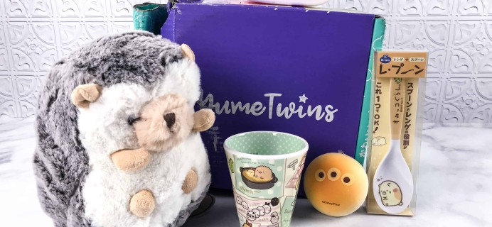 YumeTwins February 2018 Subscription Box Review + Coupon