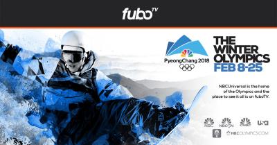 Watch Winter Olympics on fuboTV + Free Trial!