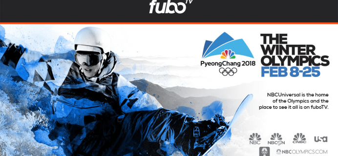 Watch Winter Olympics on fuboTV + Free Trial!