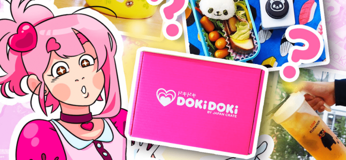 Doki Doki Crate Deal: Get a Free Limited Edition Best of 2017 Set!