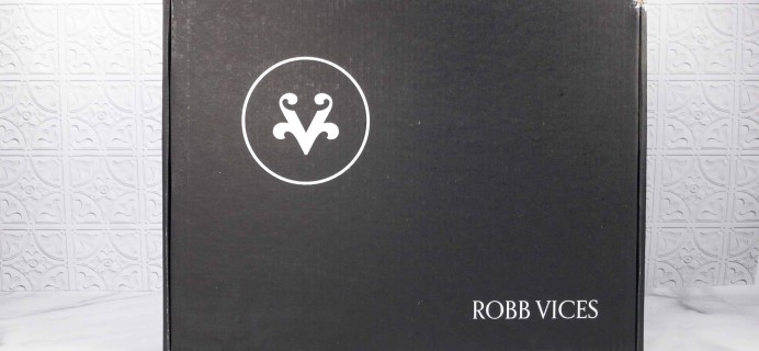 Robb Vices November 2019 Theme Spoilers!