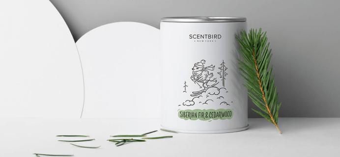 New Scentbird Product Line: Scentbird Candles!