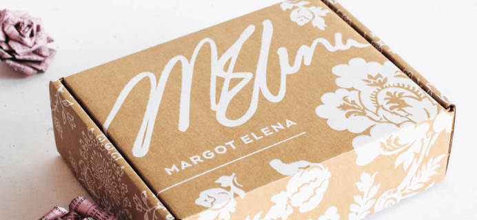 Spring 2018 Margot Elena Discovery Box ADD-ONS Available Now!
