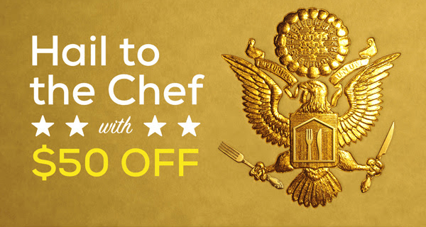 Home Chef President's Day Deal: Get Up To $50 Off Your First Two Orders!