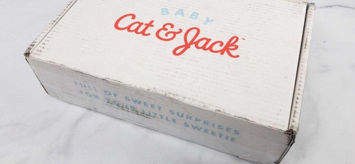 Target Cat & Jack Baby Outfit Box May 2018 Girl Box FULL SPOILERS!