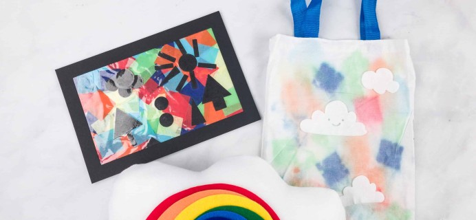 Koala Crate January 2018 Subscription Box Review & Coupon – Rainbows