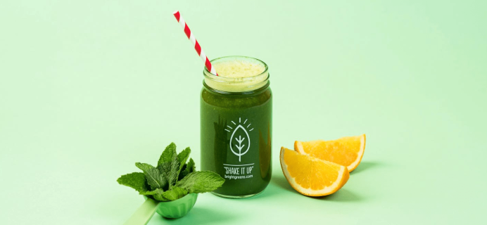Bright Greens Smoothie Shake Ups Deal: Get 75% Off On Your First Order!