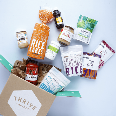 Thrive Market Coupon: FREE Gift With Membership – Up to $22 Value!