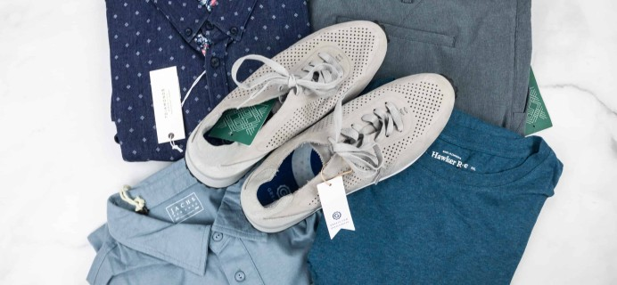 Stitch Fix Men March 2018 Review