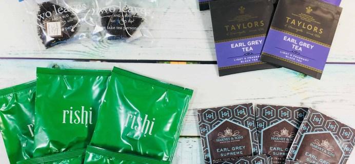 Dogwood Company's Tea Enthusiast Box February 2018 Review