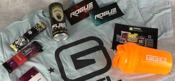GamerCrates February 2018 Subscription Box Review + Coupon