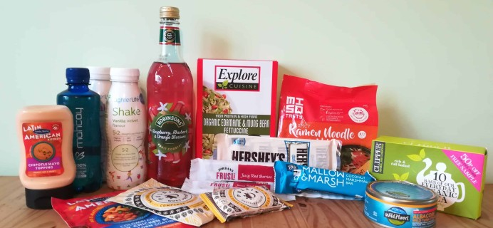 DegustaBox UK January 2018 Subscription Box Review + Coupon!