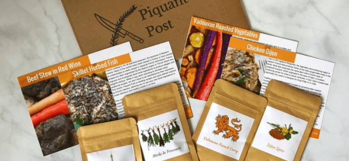 Piquant Post Mother's Day Flash Sale: Get 20% Off Subscriptions!