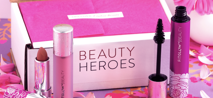 Beauty Heroes February 2018 Makeup Discovery Available Now!