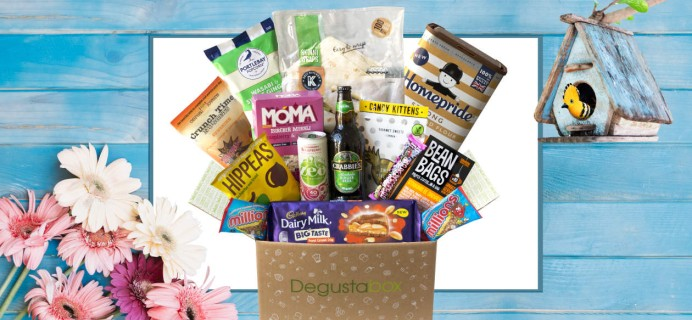 Degustabox UK £5 Off Coupon + Free Gift In First Box – Illy Instant Coffee!