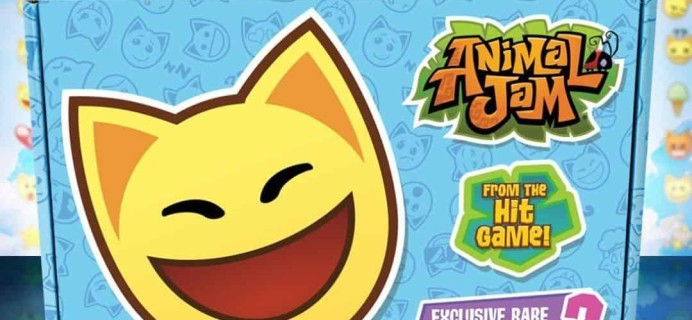 Animal Jam Box Spring 2018 Full Spoilers!