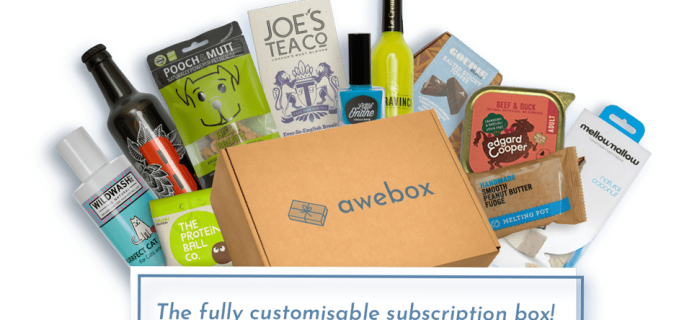 Awebox Flash Sale: Get 15% Off Your First Awebox – Today Only!