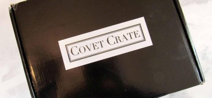 Covet Crate July 2018 Spoiler #2 + Coupon!