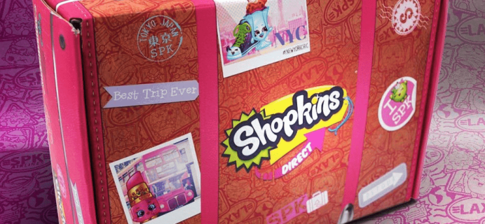 Shopkins Direct Subscription Closing