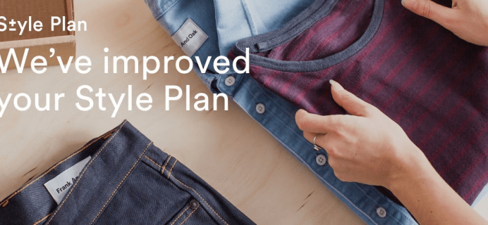 Frank And Oak Style Plan Updates!