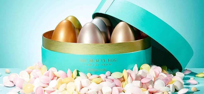 Look Fantastic 2019 Beauty Egg Collection FULL SPOILERS!