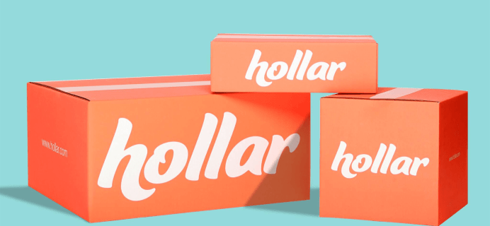 Hollar Easter Mystery Boxes Available Now!