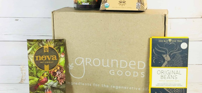 Grounded Goods March 2018 Subscription Box Review