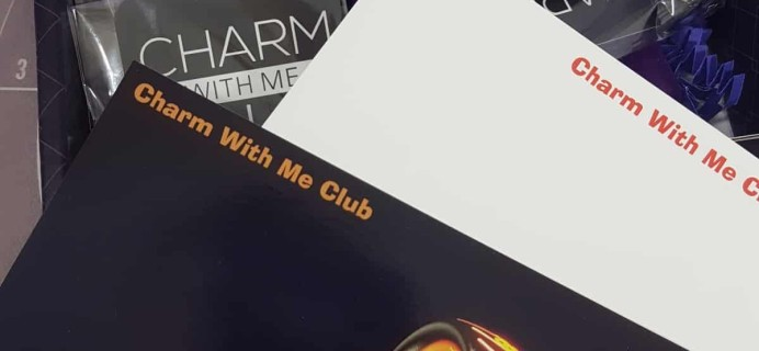 Charm With Me Club March 2018 Subscription Box Review + Coupon