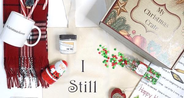 My Christmas Crate Deal: Get Free Sampler Box!