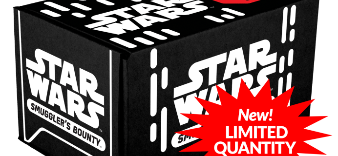 Smuggler's Bounty July 2018 Full Spoilers!