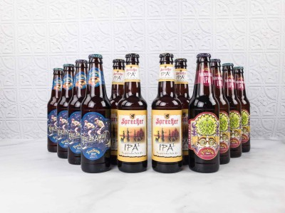 Microbrewed Beer of the Month Hop-Heads Beer Club Subscription Box Review – February 2018